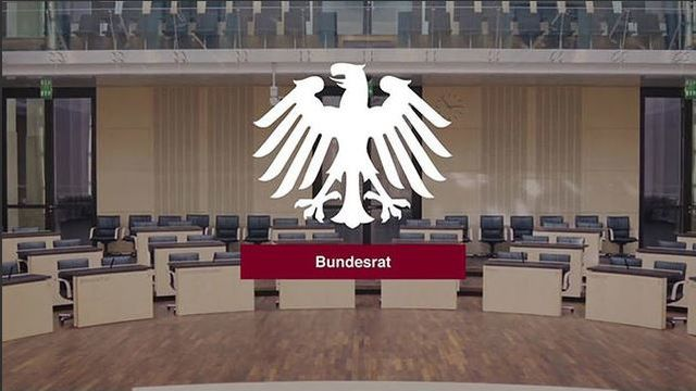 The Bundesrat - remit, composition, working method